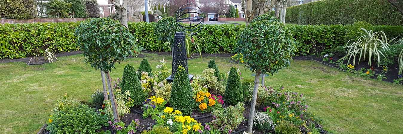 Garden View – Cork Landscaping